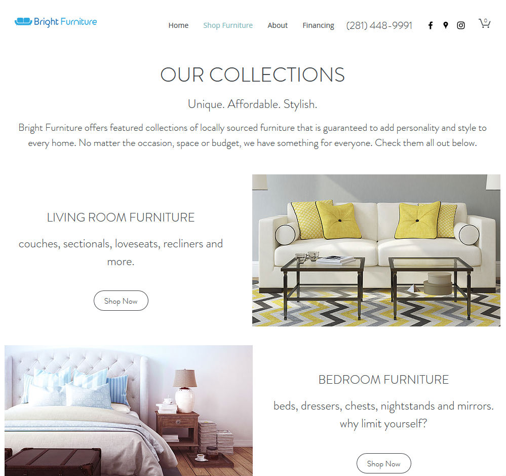 Cheap Online Furniture Stores: Cheap Furniture Stores In Houston TX With Online Store