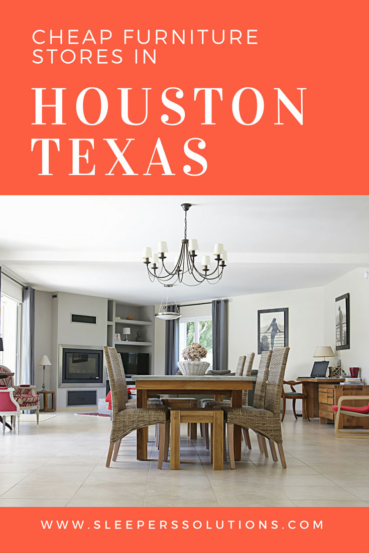The Top Cheap Furniture Stores in Houston Texas