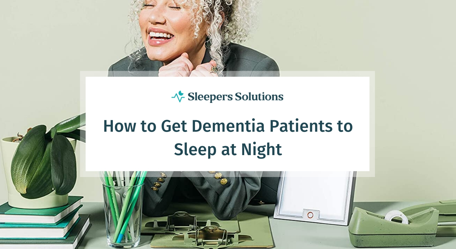 How to Get Dementia Patients to Sleep at Night